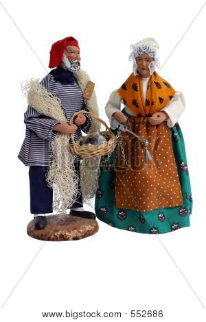 Santon Figurines