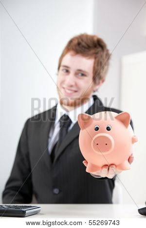 Saving Has Never Been Easier With My Special Piggybank!
