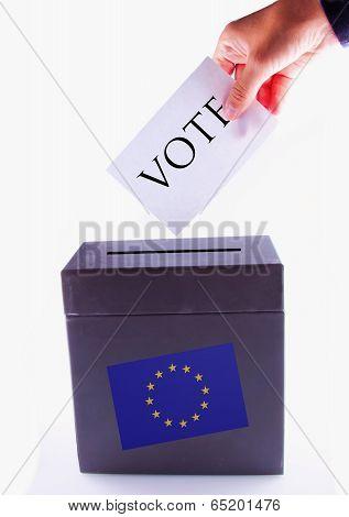 European Urn For Vote
