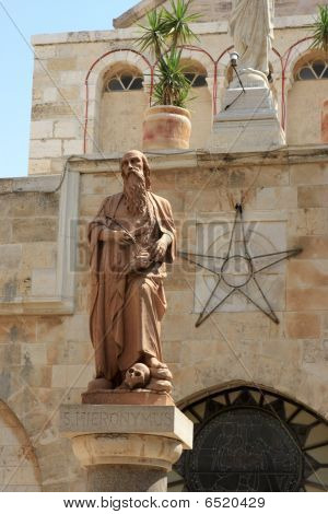 Statues Of St. Jerome
