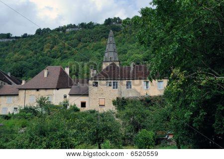 Baume Les Messieurs (jura - France)