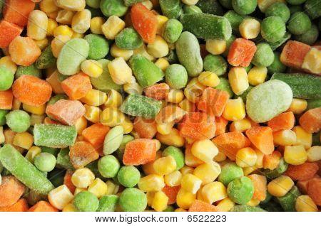 Frozen Frosty Vegetables