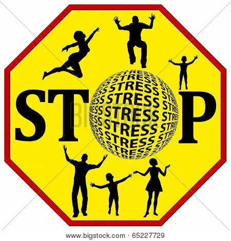 Anti Stress Concept