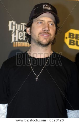 Jamie Kennedy on the red carpet