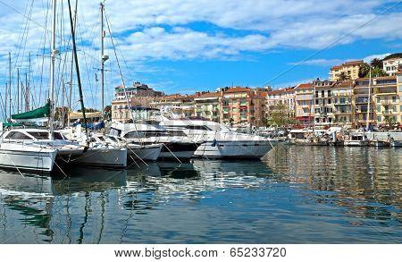 Cannes - View Of Le Suquet
