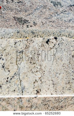 Colorful Granite Slabs