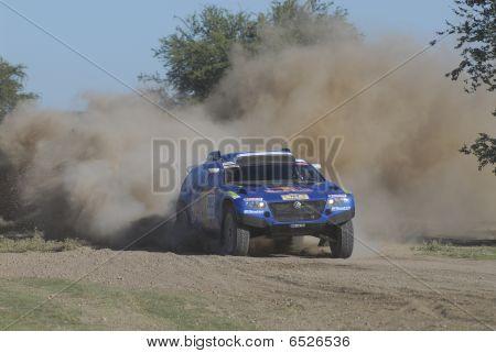 Rally Dakar Argentina Chile 2009