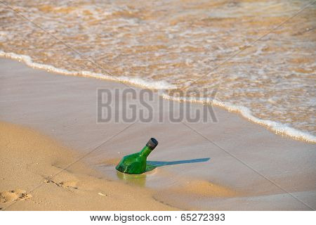 Bottle Ashore