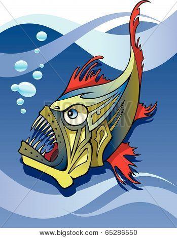 Deep-sea fish