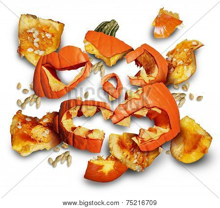 Pumpkin Smashed
