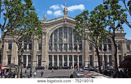 Paris - North Station