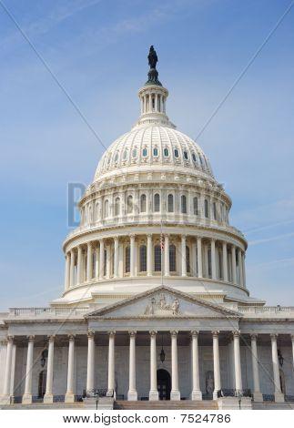 Capitol Dome, Washington Dc.