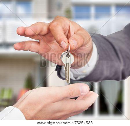 Handling Keys