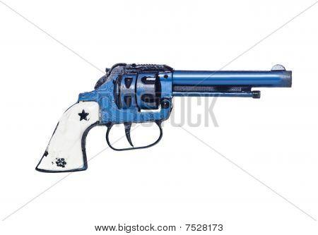 Toy Cowboy Gun