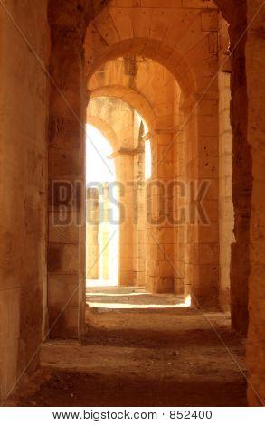 Ancient Roman Corridor