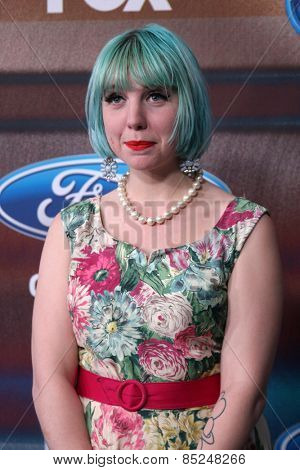 LOS ANGELES - MAR 11:  Joey Cook at the