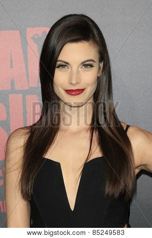 LOS ANGELES - MAR 11:  Meghan Ory at the