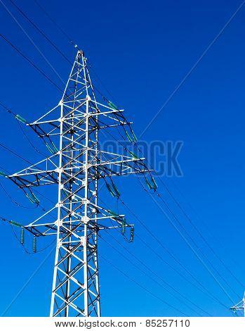 Electricity Energy Pylon