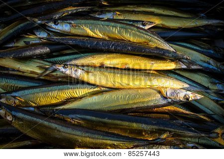 Smoked Fish Sprats