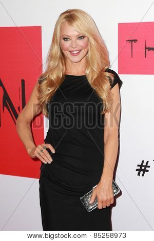LOS ANGELES - MAR 12:  Charlotte Ross at the
