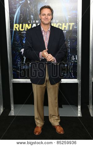 NEW YORK-MAR 9: Former MLB baseball pitcher Al Leiter attends the premiere of