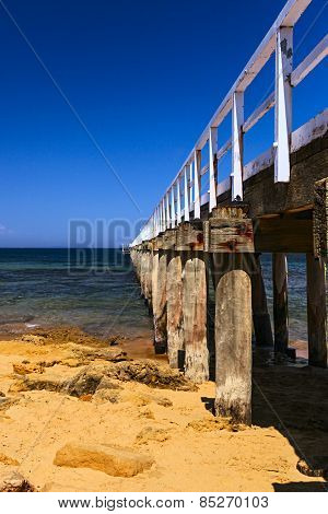 Lonsdale Jetty