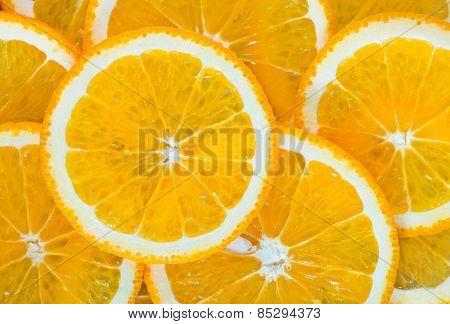 Slices Of Orange