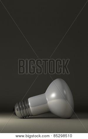 Krypton Light Bulb Lying