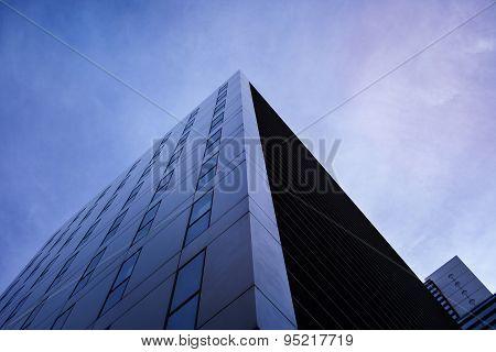 Modernes Gebäude Von Unten