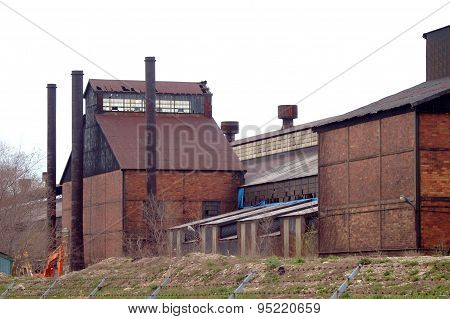Abandoned Steelmill