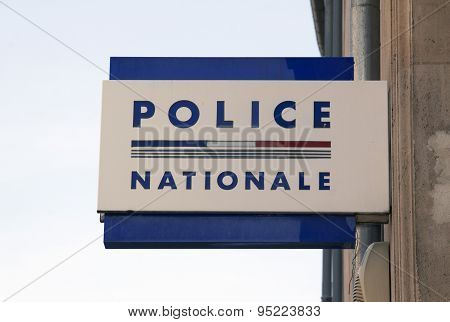 Police Nationale Nancy France