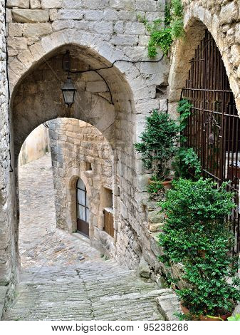 Lacoste Village, Provence, France