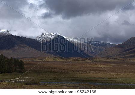 Beinn Dearg Aultguish Scotland
