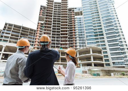 Discussing Construction