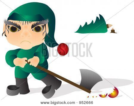Bad Little Elf