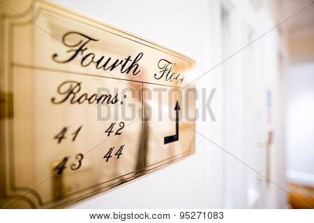 Travel Image Of A Hotel Corridor