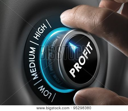Profit, Finance Concept