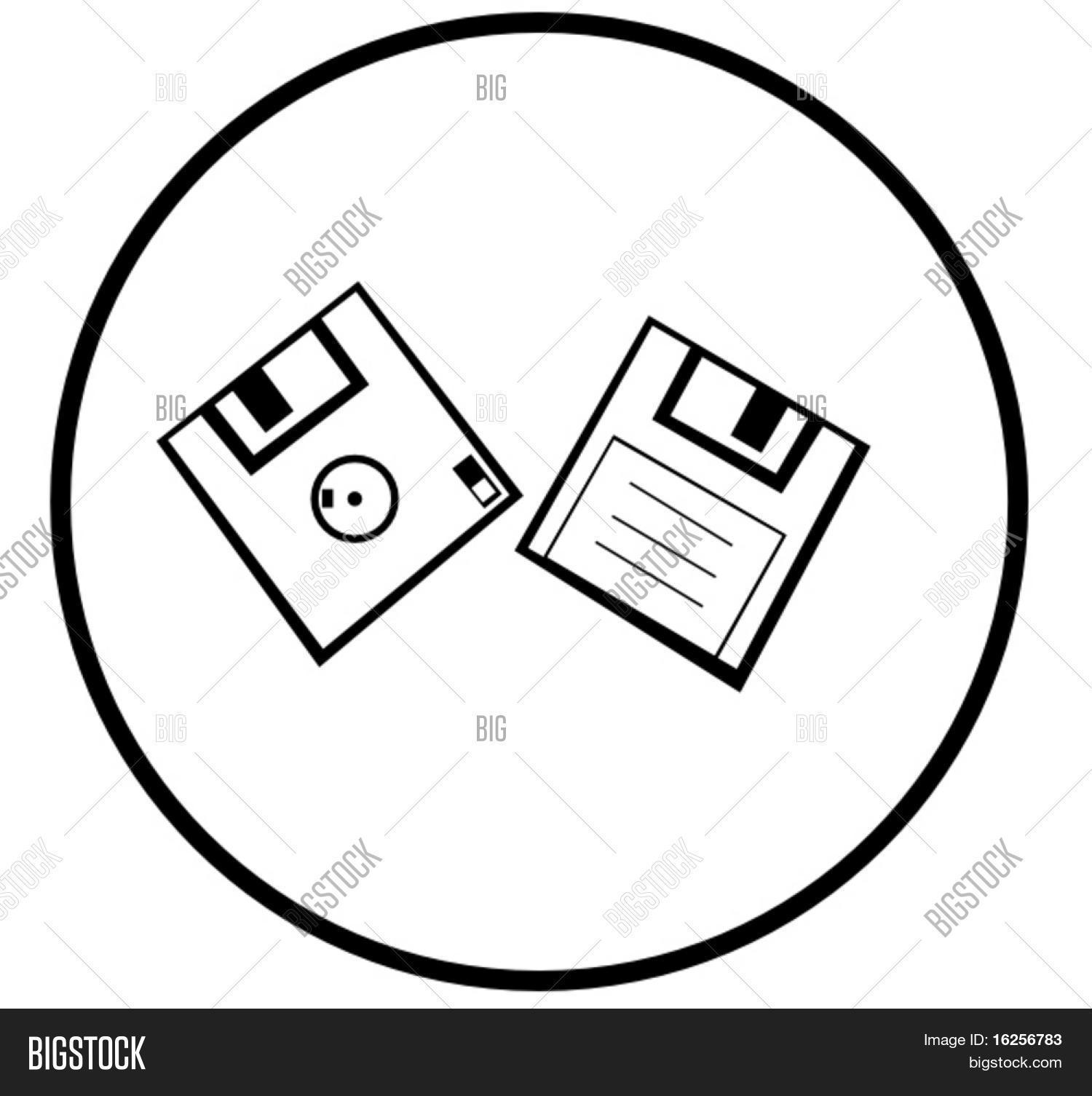 Floppy Disk Drive Diagram Wiring Database Electronic Circuit Diagramquot Stock Photo And Royaltyfree Images On Symbol Vector Free Trial Bigstock Sector