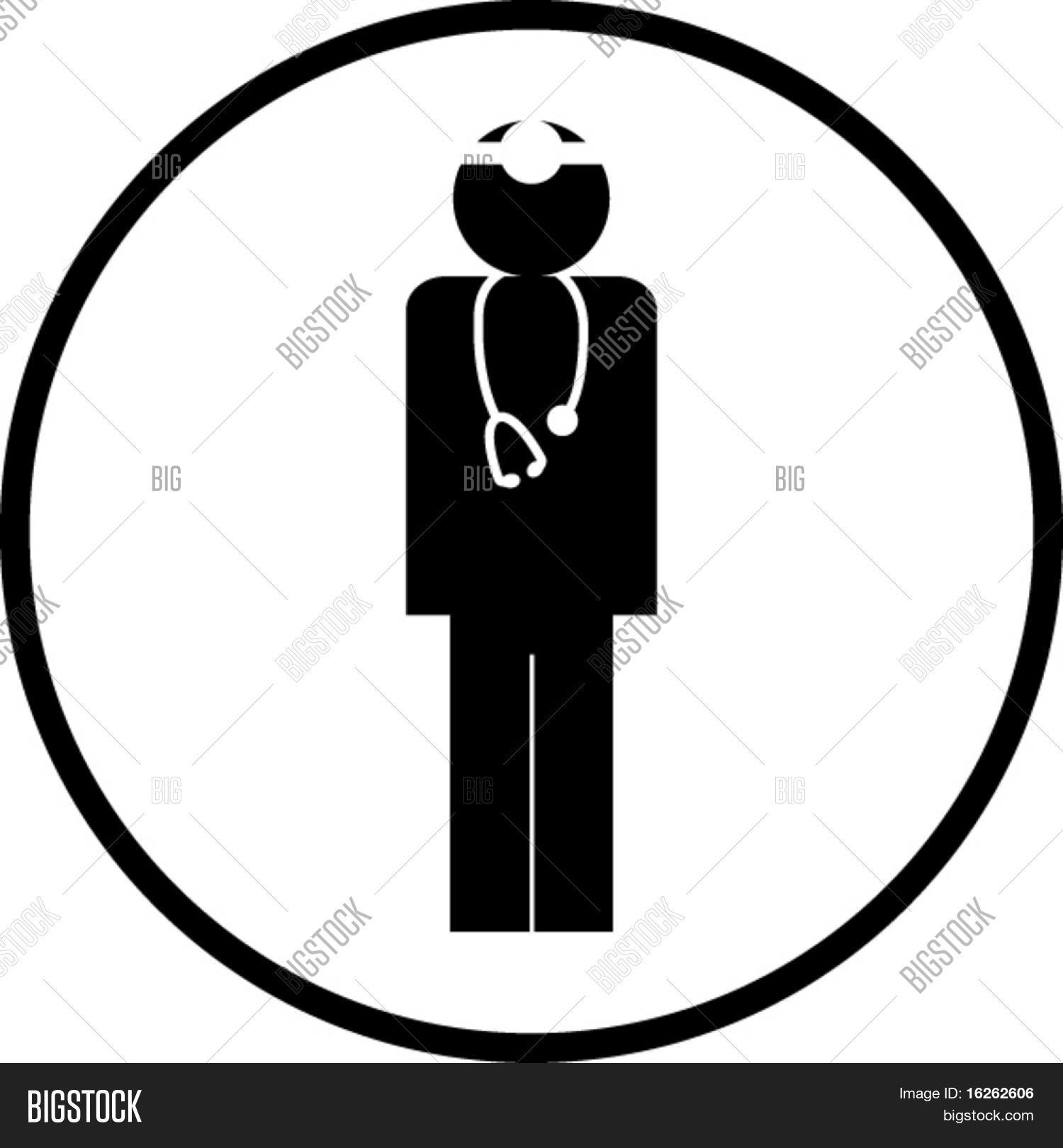 Doctor symbol vector photo bigstock doctor symbol biocorpaavc Image collections