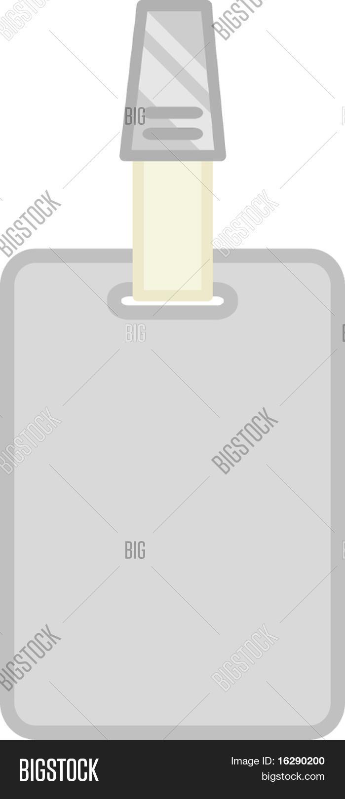 Vector y foto Plantilla En Blanco (prueba gratis) | Bigstock