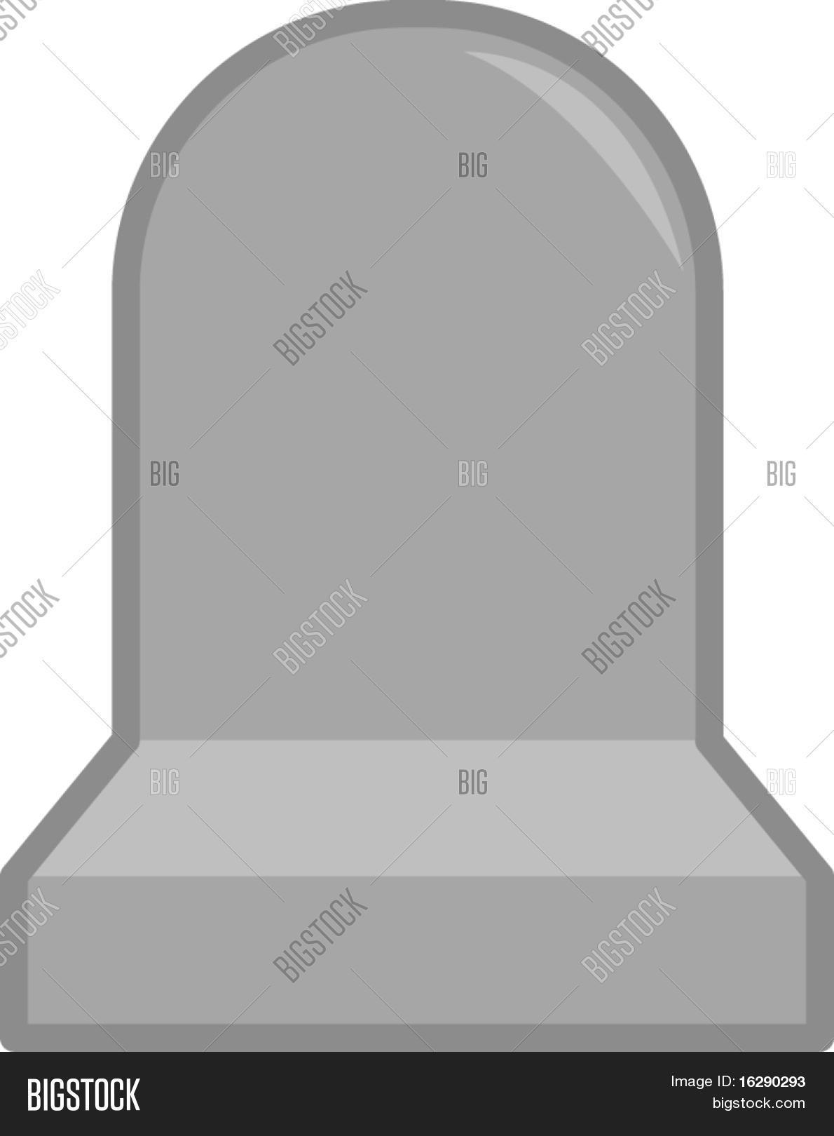 High Quality Blank Tombstone Template
