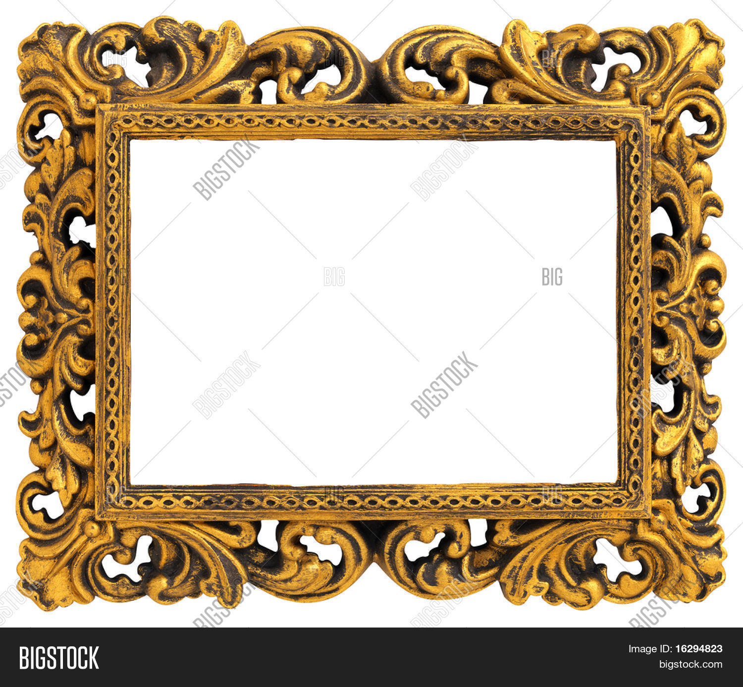 Picture Gold Frame Image & Photo (Free Trial) | Bigstock