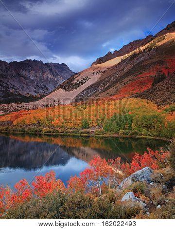 North Lake is a lake neary Bishop California.