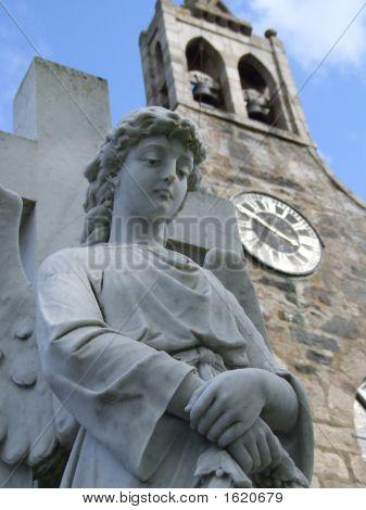 Angel And Church