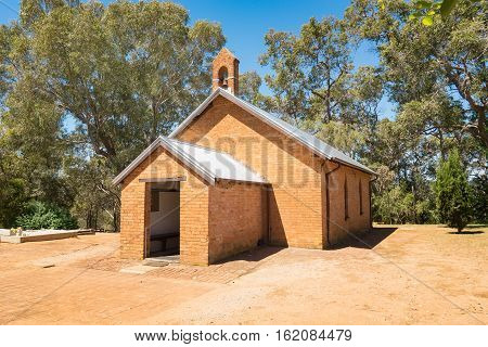 All Saints Anglican Church First Church to be built in Western Australia