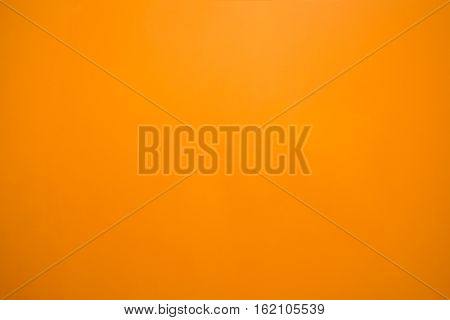 clear and clean dark orange wall for texture and background