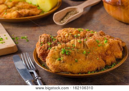 Original Weiner Schnitzel