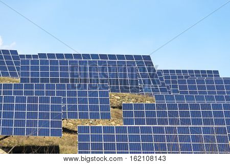 system photovoltaic solar tracking for electricity production