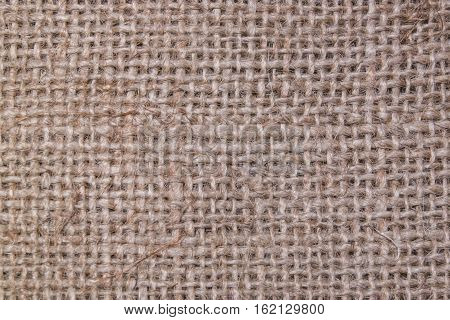 brown sack burlap hessian texture or background