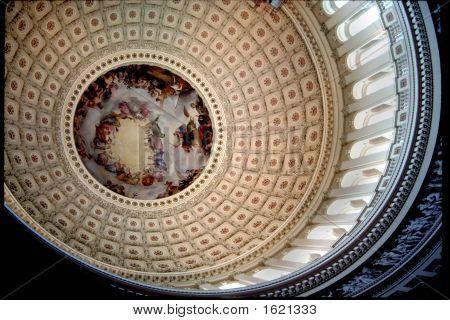 Capitol Rotunda Dome Int